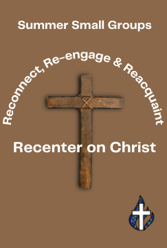 Copy of Copy of Recenter on Christ